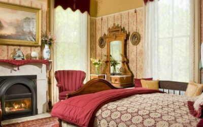 Why Vacation at a Bed & Breakfast?
