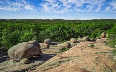 Discover Southeast Missouri's Elephant Rocks State Park