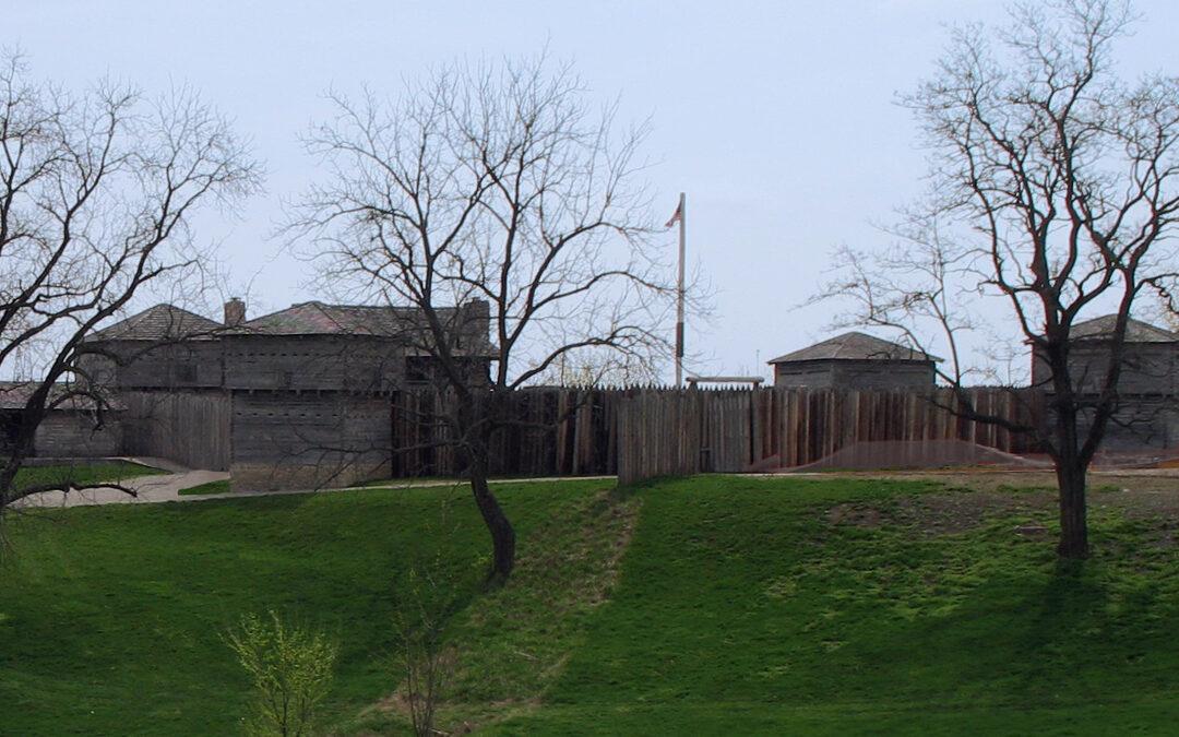 Go Back in Time at Fort Osage National Historic Landmark
