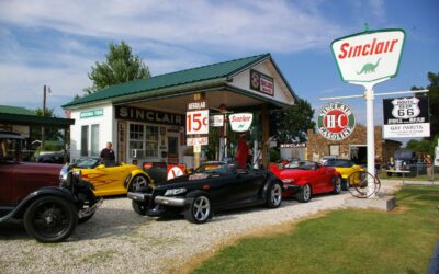 Plan a Road Trip on Route 66!