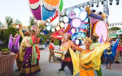 Celebrate Grand Carnivale in Kansas City!